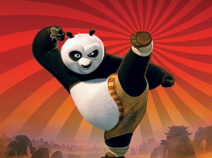 desene Kung Fu Panda poster