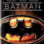 Batman (1989) on Blu Ray