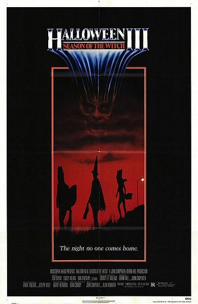 Halloween III: The Season of the Witch (1982)