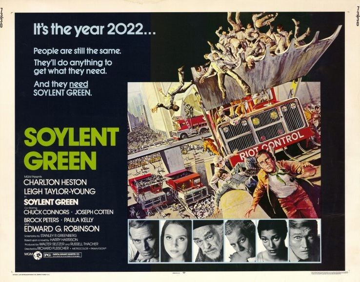 soylent green quotes quotesgram