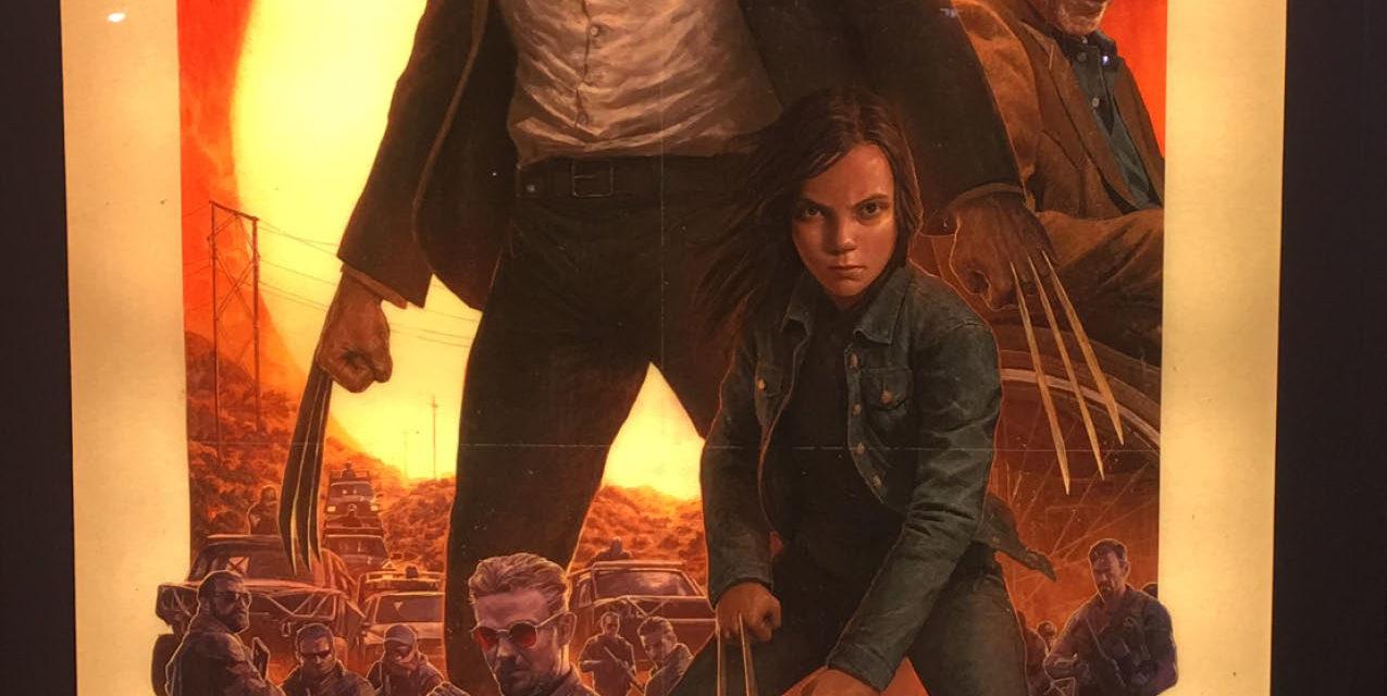 Logan Review 2017